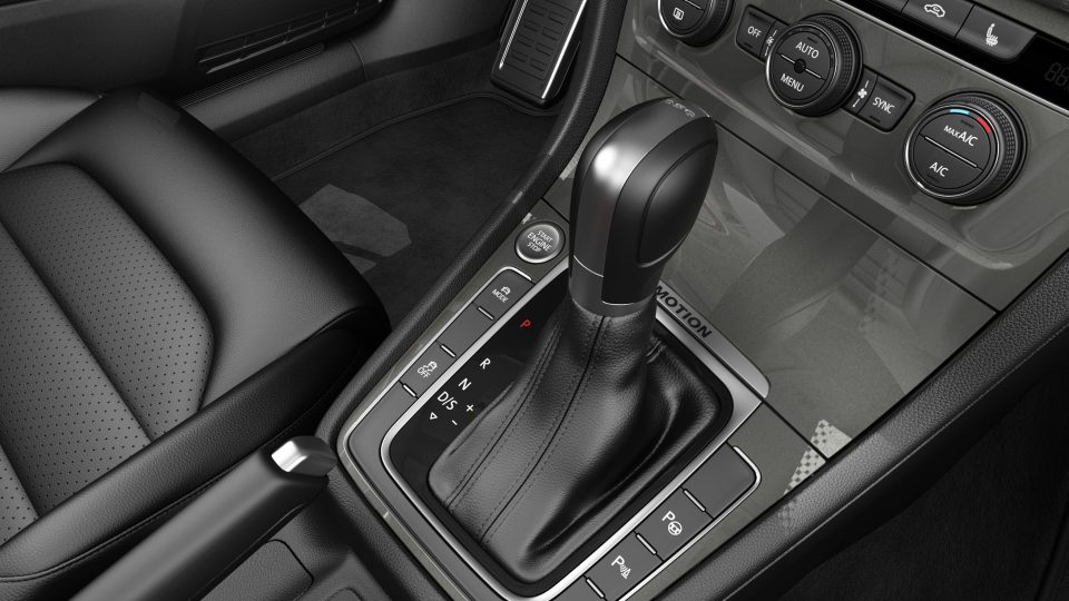 2018 Golf Alltrack direct shift gearbox